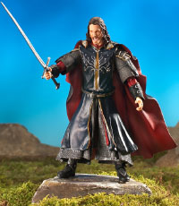 ARAGORN with And