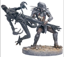 Series 2 Celtic Predator Throws Alien