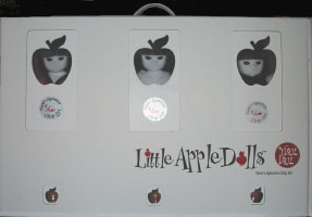 Little Apple Dolls Chop Set Limited Edition of 500