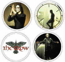 The Crow Coaster Set