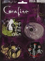 Coraline Six piece magnet set