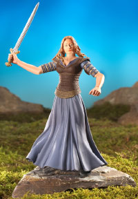 EOWYN with Sword Attack Action