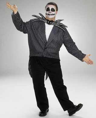 X-Large Jack Skellington Costume