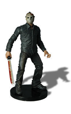 "Mezco Jason Voorhees 3.75"" Toy Fair 2009 Exclusive"