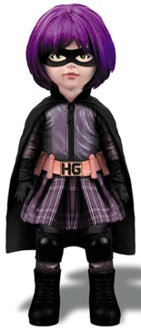 Living Dead Dolls Kick-Ass Hit-Girl Exclusive Doll