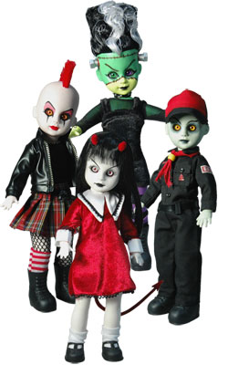 Living Dead Dolls Resurrection Set 3