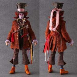 "Mad Hatter 12"" Figure"