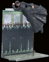 McFarlane Matrix Series 2 Action Figures: Neo