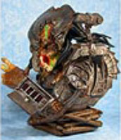 Predator Defeated Mini Bust