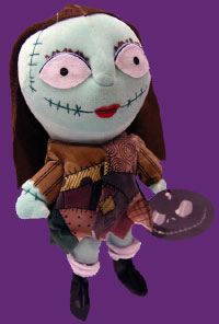 Plush Sally