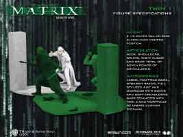 McFarlane Matrix Series 1 Figures: Twin 1