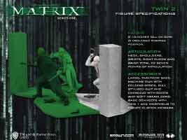 McFarlane Matrix Series 1 Figures: Twin 2